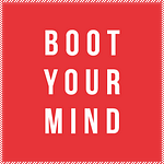 Boot your mind Logo